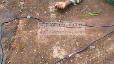 Un enfant tué par le courant electrique