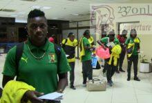 Lionnes depart