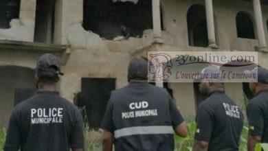 Police municipale de Douala