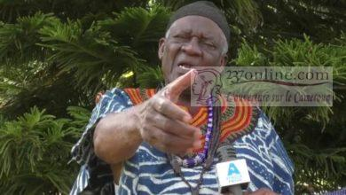 John Fru Ndi de retur au Cameroun