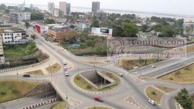 La ville de Douala