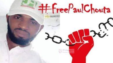 Paul chouta à Kondengui