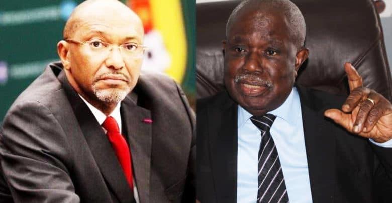 Seidou Mbombo et Semngue