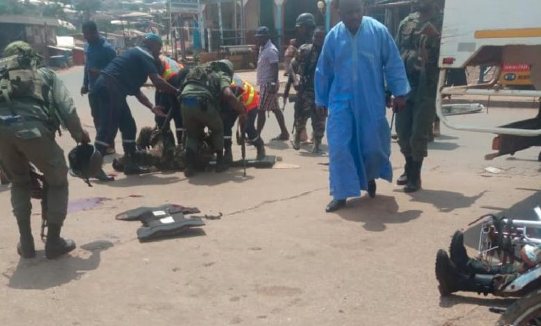 Attentat Bamenda 8 mars 2020