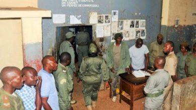 La prison principale de Kondengui