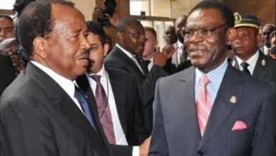 Paul BIYA et le president Obiang Nguema