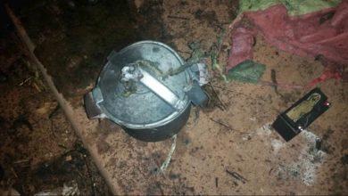 bombe artisanale explosé a Yaoundé