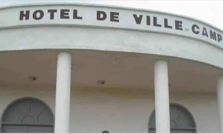 Campo Hotel de ville