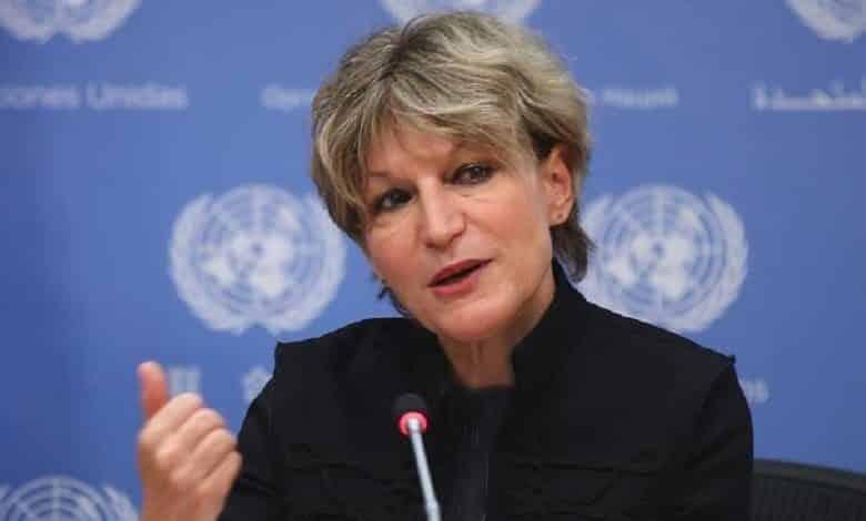 la française Agnès Callamard