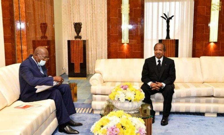 Paul Biya-Pierre Oba