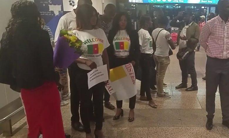 Des camerounais à Dubai