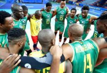 Selection nationale de volleyball