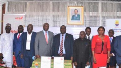 UBA finance la mairie de Douala