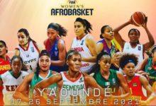 Afrobasket Dames 2021