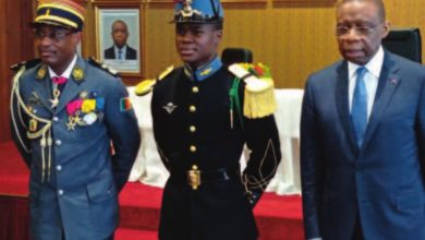 Lieutenant Protais Mballa Ndi
