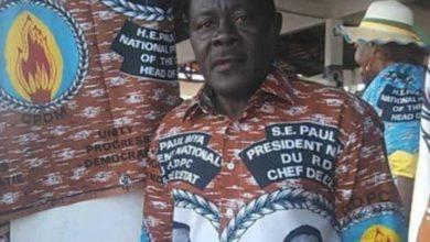 Bernard Amougou