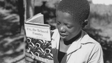 Lecture d'un enfant
