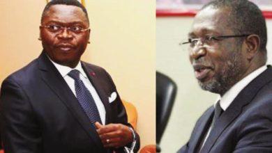 Ferdninand Ngo Ngo et Awala Wodougoue