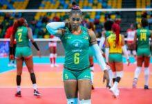 championnes d'Afrique
