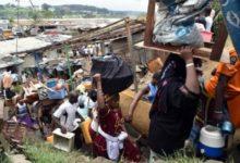 marché Melen destruction