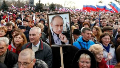 Crimée et la Russie