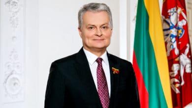 Gitanas Nauseda