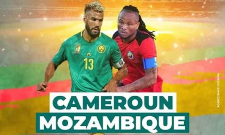 Mozambique – Cameroun