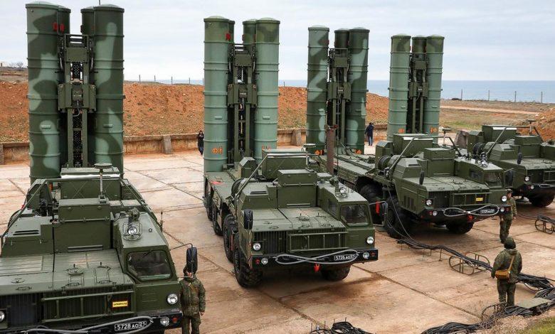 Des armes russes