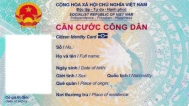 cartes d'identité vietnamiennes
