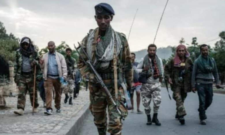État éthiopien de l'Afar