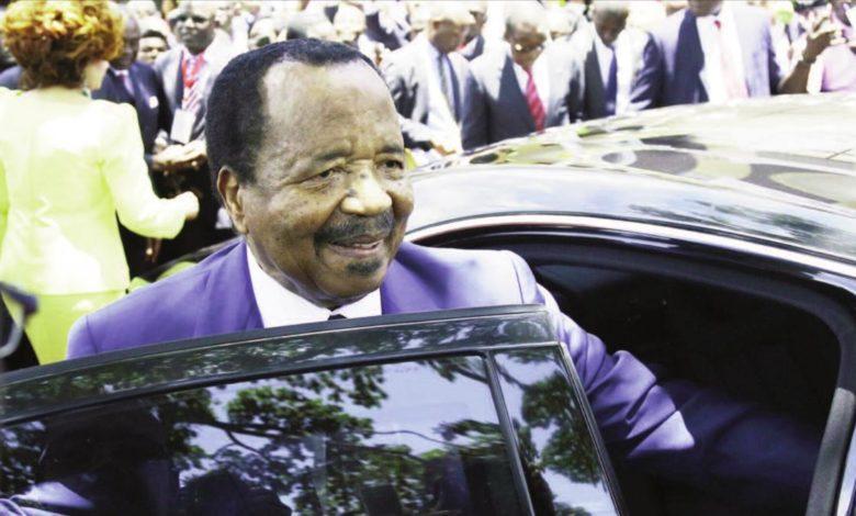 Succession de Paul Biya