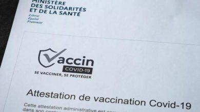 La Russie et l'UE ont étudié la reconnaissance mutuelle des certificats de vaccination
